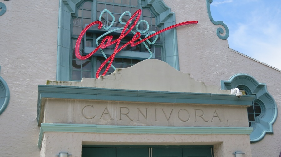 Carnivore Cafe, Toledo Zoo